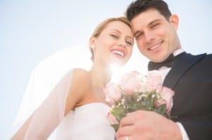 Heirat - Brautpaar - Kindergeld