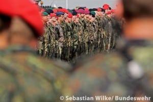 Soldaten Wehrdienst Bundeswehr Grundwehrdienst