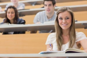Azubi Studentin Ausbildung