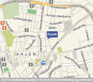 Standort Familienkasse Ahlen