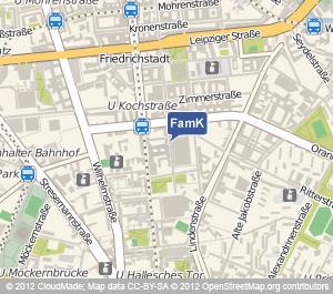 Standort Familienkasse Berlin Mitte