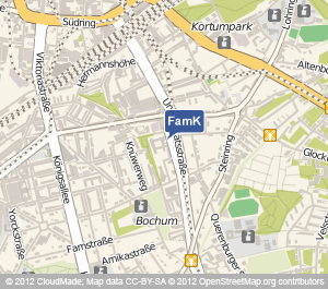 Standort Familienkasse Bochum