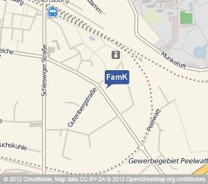 Standort Familienkasse Flensburg