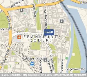 Standort Familienkasse Frankfurt/Oder