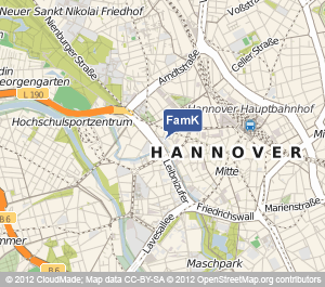 Standort Familienkasse Hannover