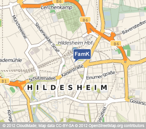 Standort Familienkasse Hildesheim