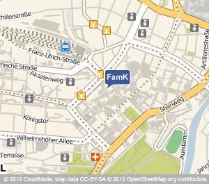 Standort Familienkasse Kassel