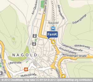 Standort Familienkasse Nagold