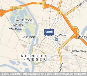 Standort Familienkasse Nienburg