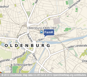 Standort Familienkasse Oldenburg