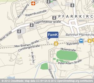 Standort Familienkasse Pfarrkirchen