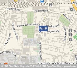 Standort Familienkasse Regensburg