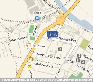 Standort Familienkasse Riesa