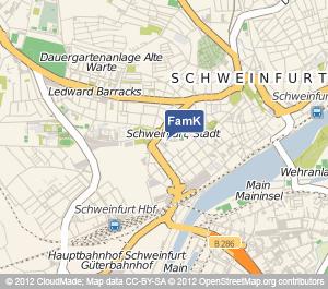 Standort Familienkasse Schweinfurt