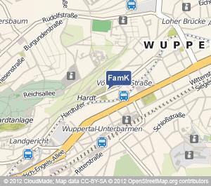 Standort Familienkasse Wuppertal