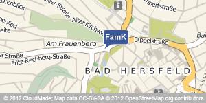 Standort Familienkasse Bad Hersfeld klein