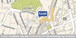 Standort Familienkasse Dessau-Rosslau klein