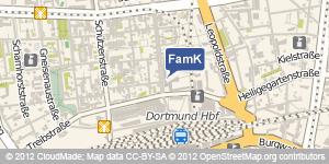 Standort Familienkasse Dortmund klein