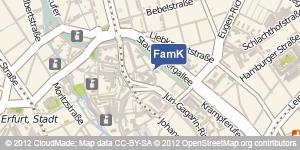 Standort Familienkasse Erfurt klein