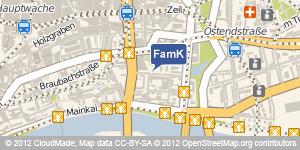 Standort Familienkasse Frankfurt/Main klein