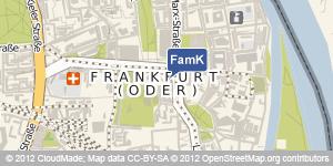 Standort Familienkasse Frankfurt/Oder klein