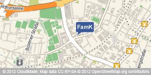 Standort Familienkasse Freiburg klein