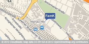Standort Familienkasse Hanau klein