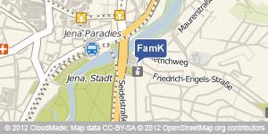 Standort Familienkasse Jena klein