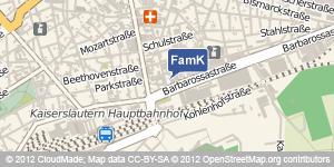Standort Familienkasse Kaiserslautern klein