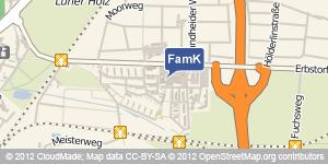 Standort Familienkasse Lüneburg klein