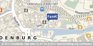 Standort Familienkasse Oldenburg klein
