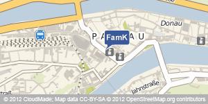 Standort Familienkasse Passau klein