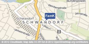 Standort Familienkasse Schwandorf klein