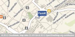 Standort Familienkasse Trier klein