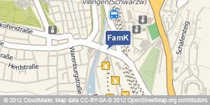 Standort Familienkasse Villingen-Schwenningen klein